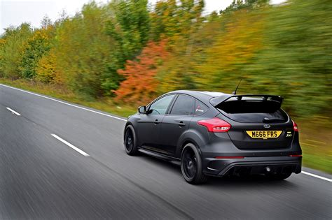 Tuned Focus Rs by Ford Focus Rs Mountune M400 Review In Pictures Evo