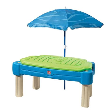 2 water sand table step2 cascading cove sand and water table 850900 the