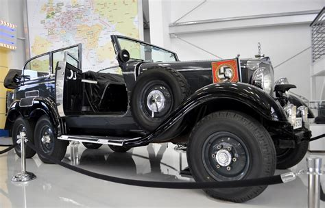 Hitler Auto by Hitlers Parade Car A 1939 Benz G4 Offner Open Touring