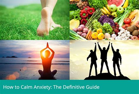 how to calm a with anxiety how to calm anxiety the definitive guide