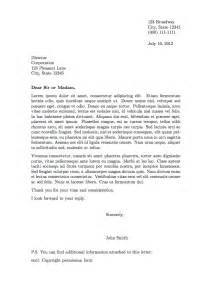formal letter template uk formal letter layout uk formal letter template
