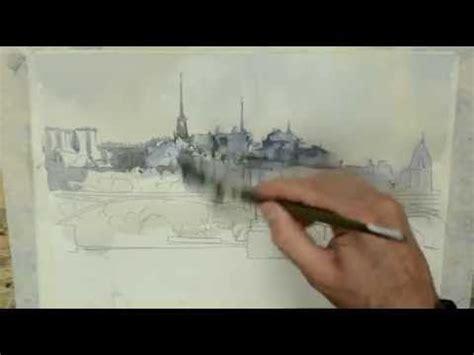 watercolor tubes tutorial como pintar acuarela paso a paso watercolor tutorial