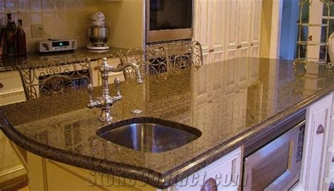Whi To Match Tropical Brown Granite - tropical brown granite countertop from united states