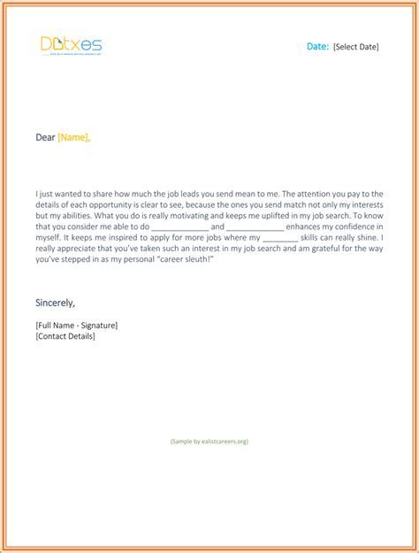 business appreciation letter appreciation letters