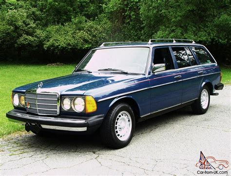 books about how cars work 1984 mercedes benz e class electronic throttle control 1984 merc benz 300 d turbo diesel st wagon ex cond runs looks like new rare