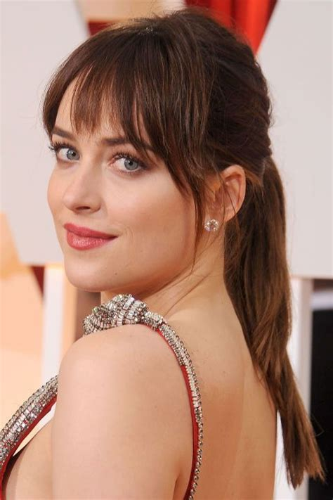 Hairstyles With Bangs And Curls by 10 Ponytail Hairstyles Ideas For 2017
