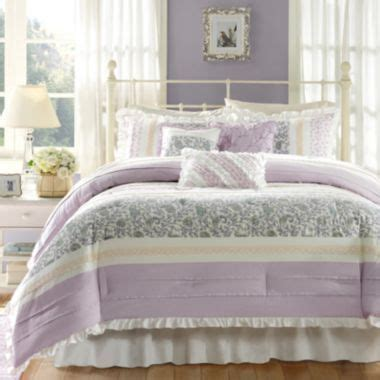 top 28 shabby chic bedding jcpenney jc penney home collection white double ruffle twin