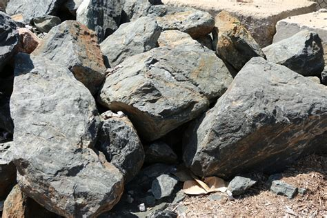 Aqua Blue Landscape Boulders Blue Landscape Rocks