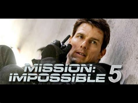film tom cruise youtube mission impossible 5 official trailer 2015 hd tom
