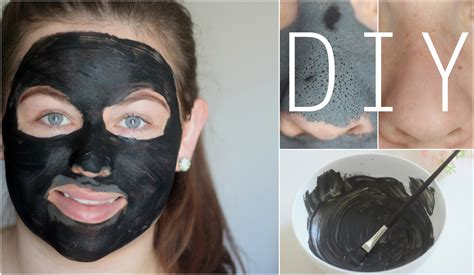 best diy mask for blackheads effective blackhead remover peel mask canadian savers