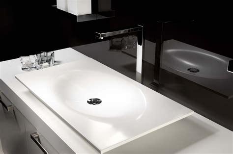 Modern Bathroom Sink Basin Minosa Scoop Bathroom Basin By Minosa Made With Corian