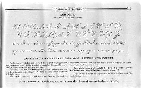 Business Letter Writing Method 87 Best Lost Of Penmanship Images On