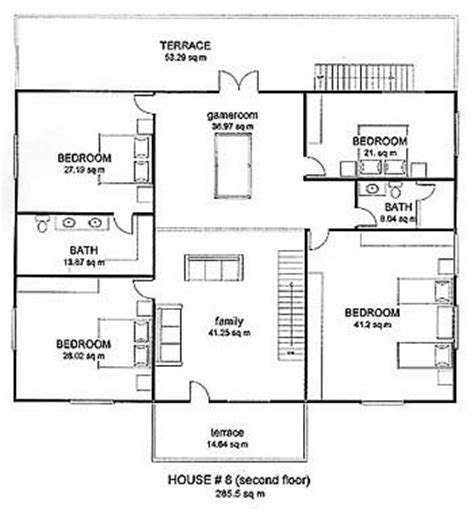 house design with floor plan in philippines filipino house designs floor plans home design and style