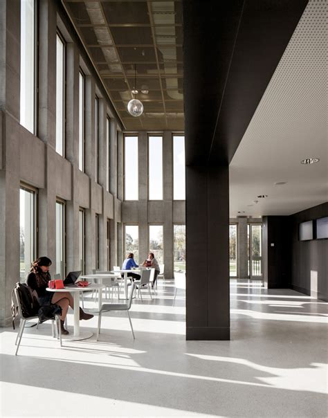 Hec Policy For Mba by David Chipperfield Architects Hec Mba Building