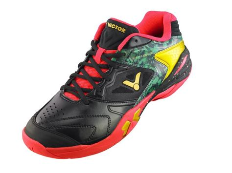 Sepatu Bulutangkis Merk Victor sh p9200ltd gq sepatu produk victor indonesia merk bulutangkis dunia