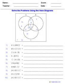 venn diagram worksheets dynamically created venn diagram