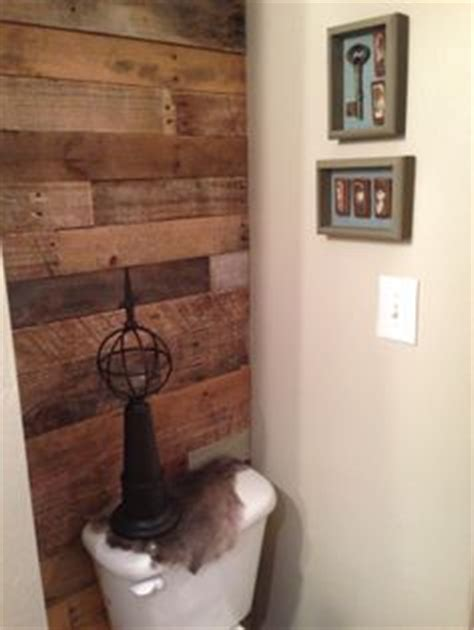 Craft Ideas For Bathroom Walls Pallet Wall On Pinterest Pallet Walls Wood Accent Walls And Accent Walls