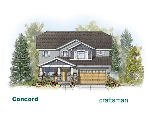 concord mcarthur homes