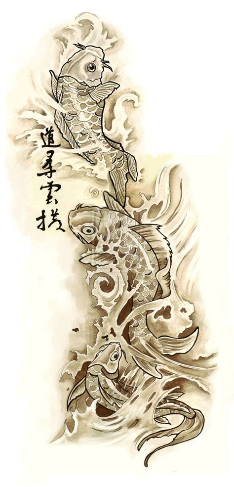 koi tattoo designs free koi fish designs koi koi fish