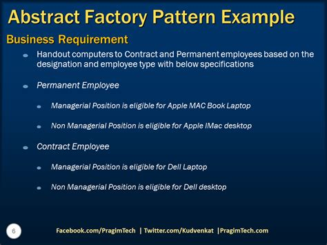 abstract factory pattern dot net tricks sql server net and c video tutorial abstract factory