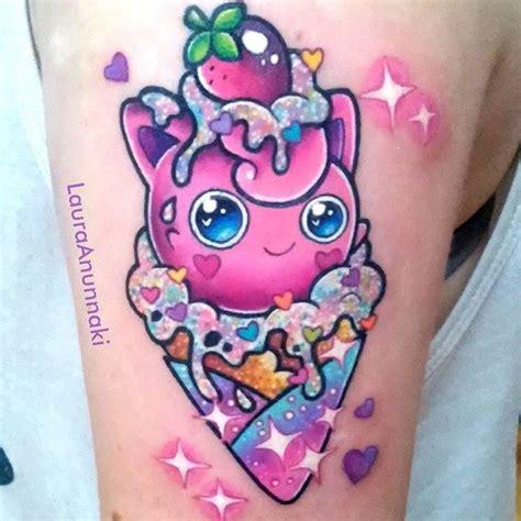 jigglypuff tattoo pok 233 mon amino