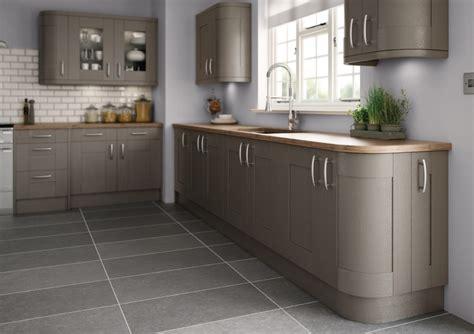 Sage Green Kitchen Doors - painted kitchen dark grey