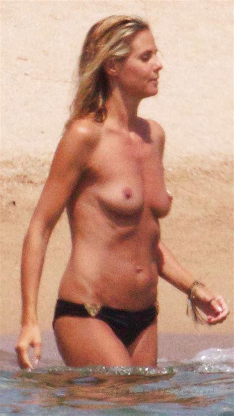 Heidi klum porno anal, ebony threesome oiled