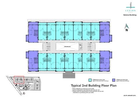 layout of the building levina place rosario pasig city dmci homes online