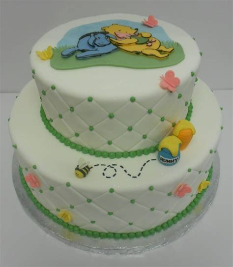 Pooh Baby Shower Cakes by 26 Best Images About Baby Shower Cakes On