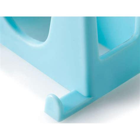 Rak Peralatan Dapur rak mini gantungan peralatan dapur blue