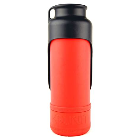 puppy bottle k9 unit insulated water bottle
