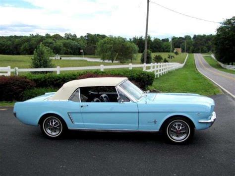 1964 ford mustang convertible for sale 1964 1 2 ford mustang convertible for sale ford