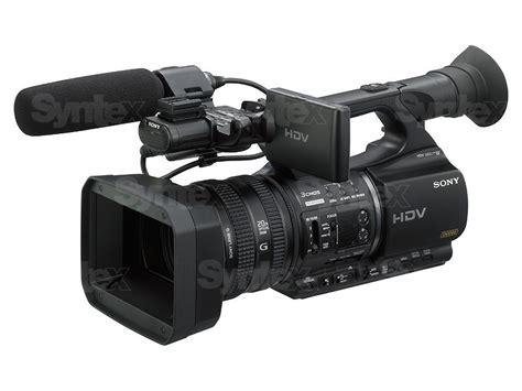 Kamera Broadcast Sony sony hvr z5e broadcast kamery syntex cz