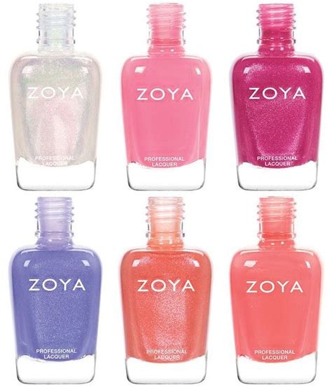 Make Up Di Zoya zoya petals collezione smalti primavera 2016