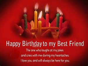 Wishes For Happy Birthday For Best Friends Happy Birthday To My Best Friend Pictures Photos And