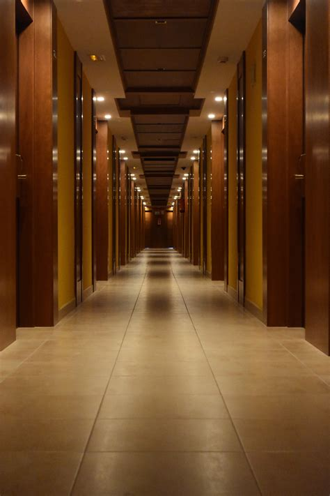 pictures gallery beige ceramic tiled corridor inside building 183 free stock photo