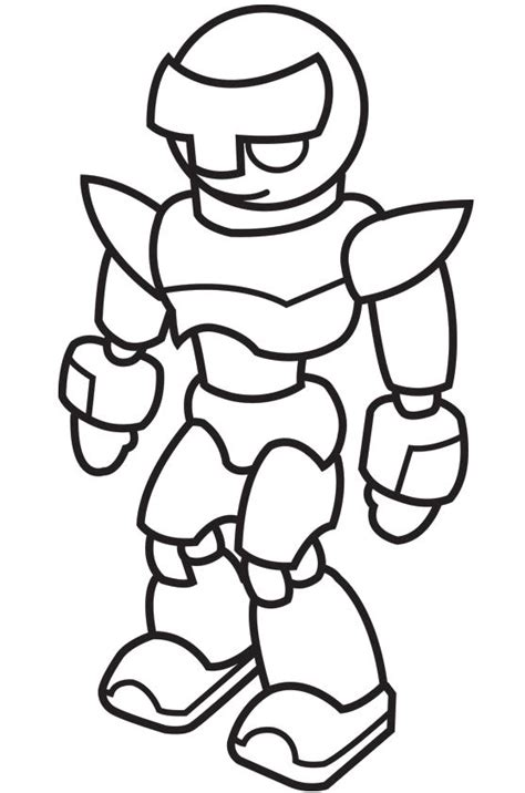 The Condor Robot Coloring Pages Summer C 2014 My As A Robot Coloring Pages