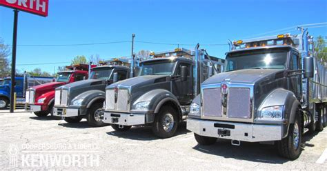 kenworth trucks for sale in pa dump trucks for sale in pa coopersburg liberty kenworth