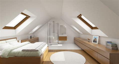 Lit Sous Pente De Toit 2714 amenager une chambre sous combles by