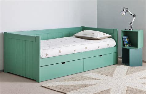 lit banquette avec tiroir lit simple avec tiroir la redoute leader du style la