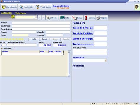 tutorial sistema de vendas delphi software completo para pizzaria restaurante e tele