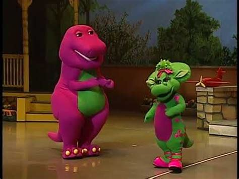 barney colorful world barney s colorful world live 2004