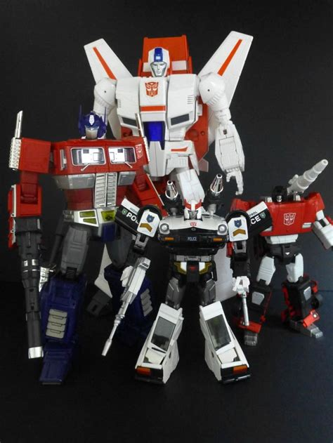 Transformers Masterpiece Toys by Daca Toys Kronos Skyfire With Transformers Masterpiece