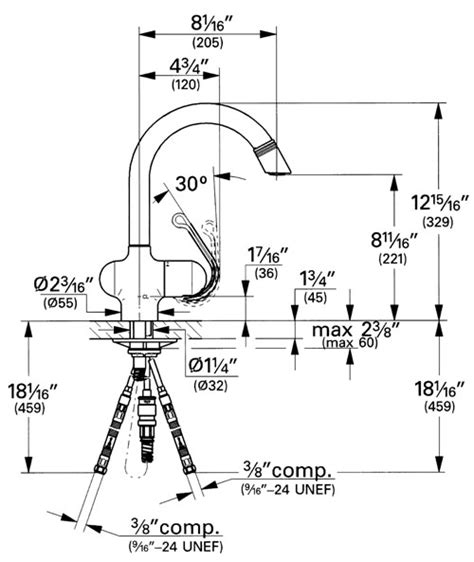 grohe ladylux parts diagram grohe kitchen faucet parts diagram grohe ladylux kitchen