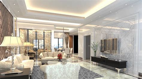 villa interior buroj ozone luxury villas interior الفلل الفاخرة villa