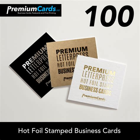 100 Business Cards For 5