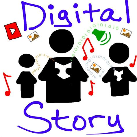 digital storytelling form and content books an introduction to digital storytelling technology for