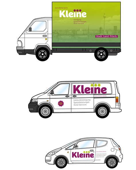 Folienbeschriftung Klein by Kleine Reinigungs Und Dienstleistungsgesellschaft