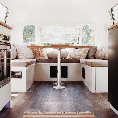 Rv Bathroom Remodeling Ideas by 15 Cer Remodel Ideas That Will Inspire You To Hit The Road