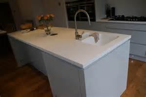 Kitchen Island Worktop Our Kitchen Cabinets A Class Kitchens Of Bedford